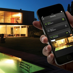 iPhone and iPad app for control of your Wiser 2 home automation.